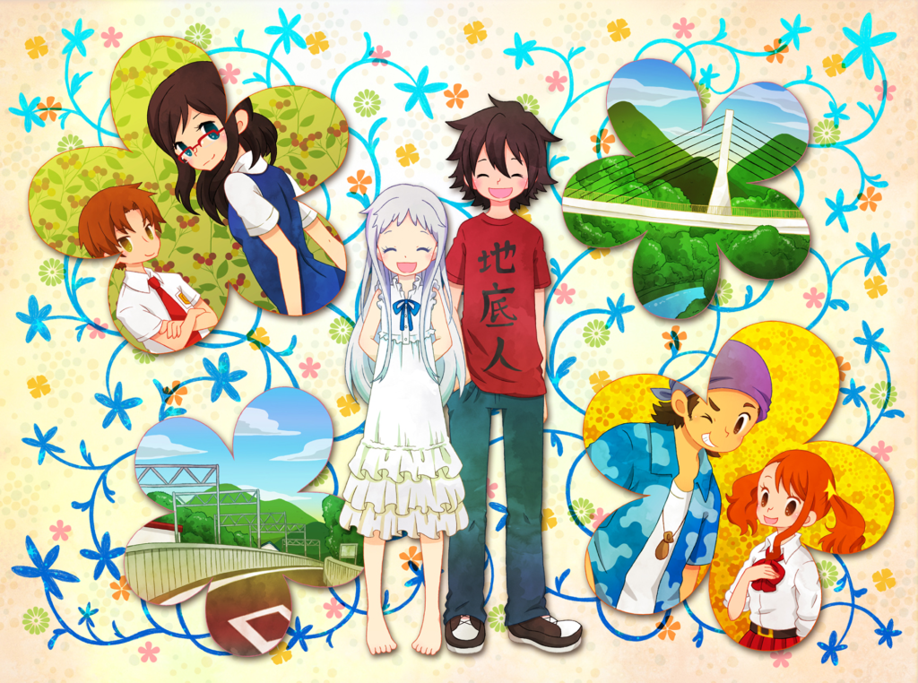 Anohana Wallpaper