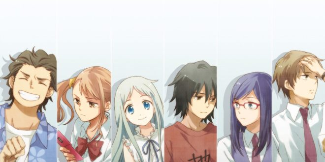 Anohana Wallpapers