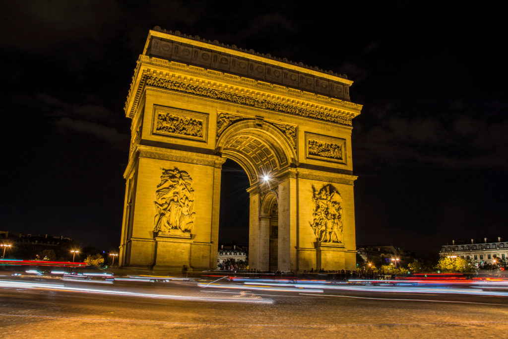 Arc De Triomphe Wallpaper 6000x4000