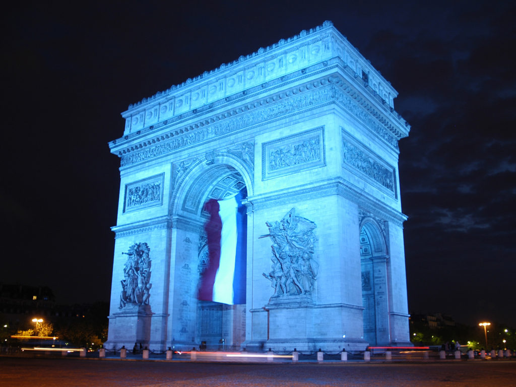 Arc De Triomphe Wallpaper 2362x1772