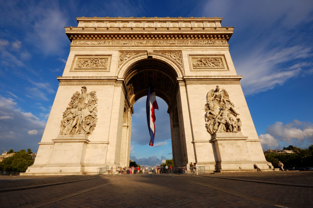 Arc De Triomphe Wallpaper 2943x1957