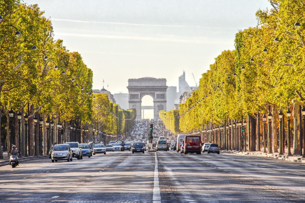 Arc De Triomphe Wallpaper 3000x2000