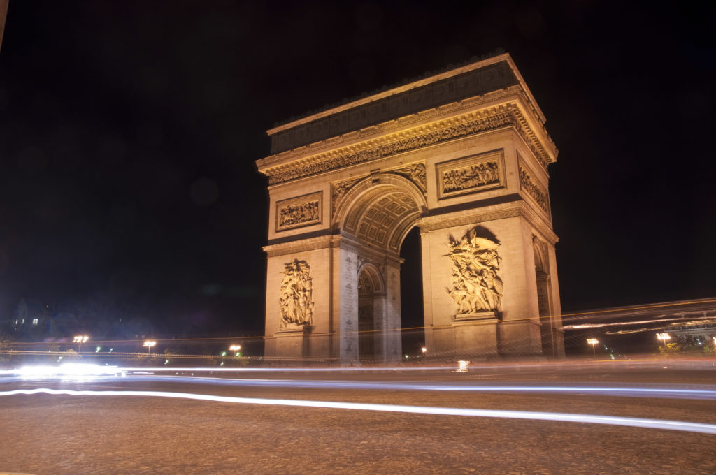 Arc De Triomphe Wallpaper 4288x2848