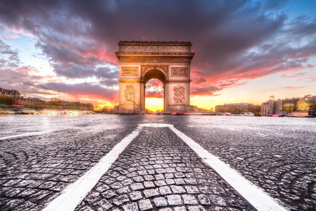 Arc De Triomphe Wallpapers, Pictures, Images