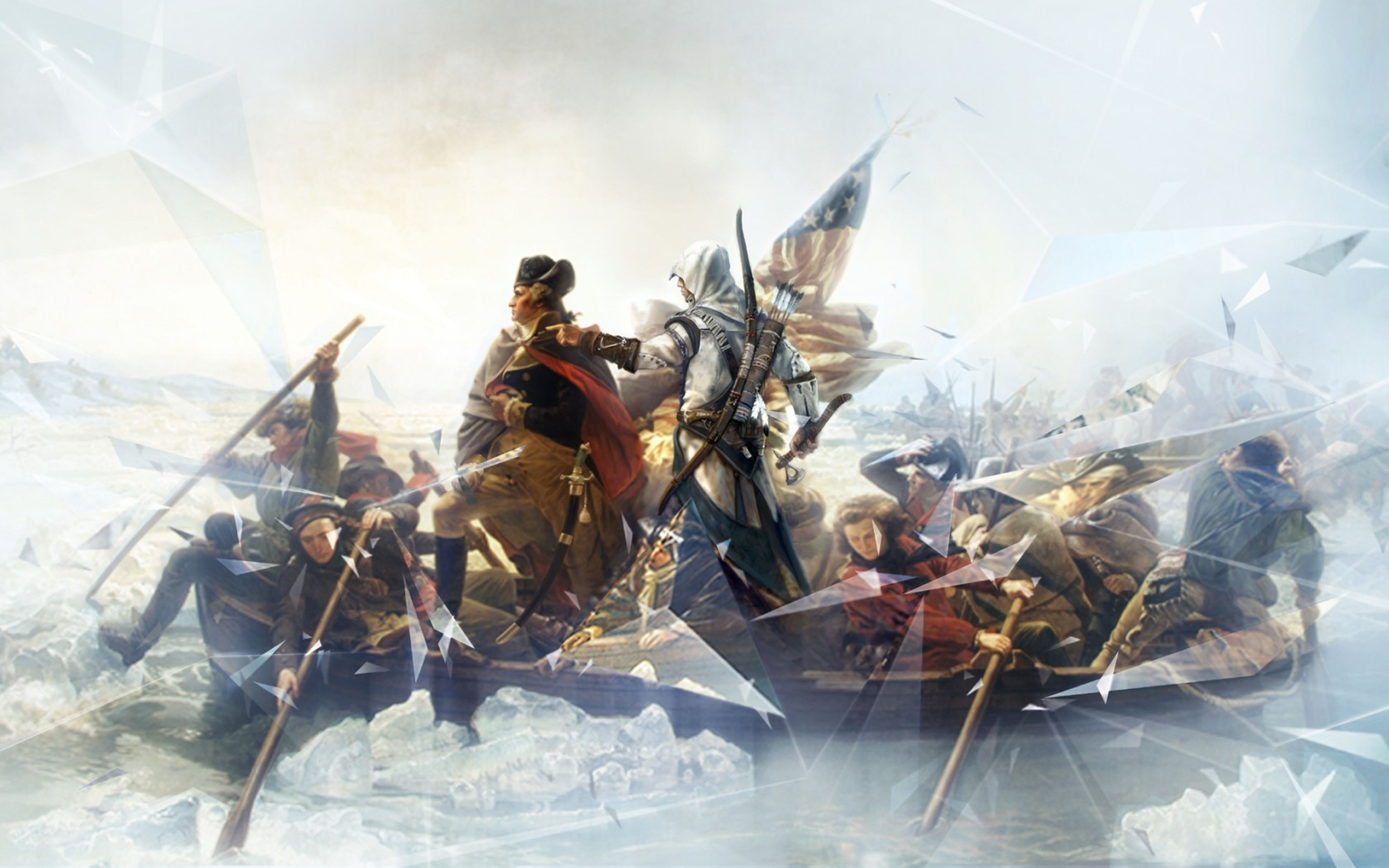 Assassins Creed III Wallpaper 5000x3125