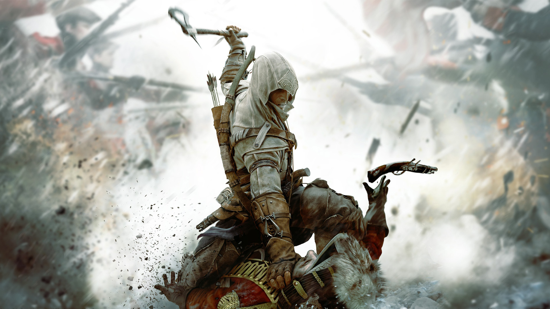 Assassin S Creed Iii Wallpapers Pictures Images