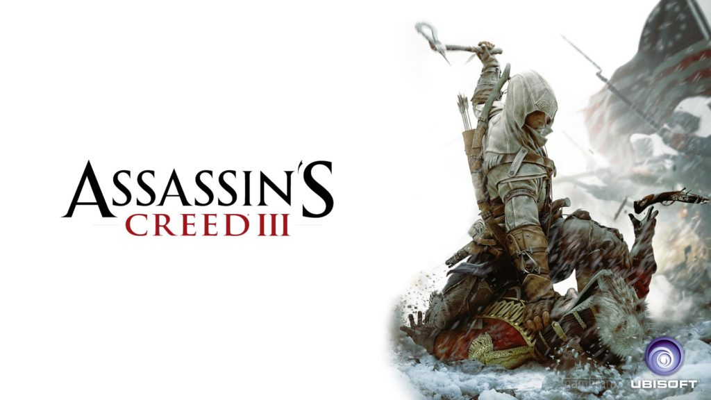 Assassin's Creed III Full HD Wallpaper 1920x1080