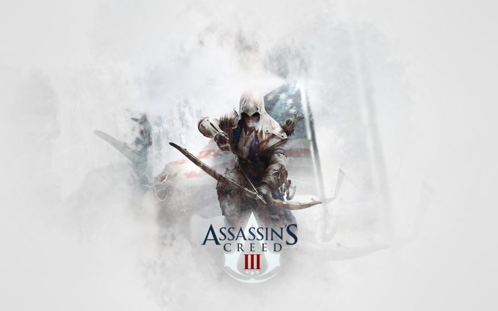 Assassin's Creed III Widescreen Wallpaper 1920x1200
