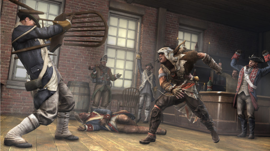 Assassin's Creed III Wallpaper 1574x885