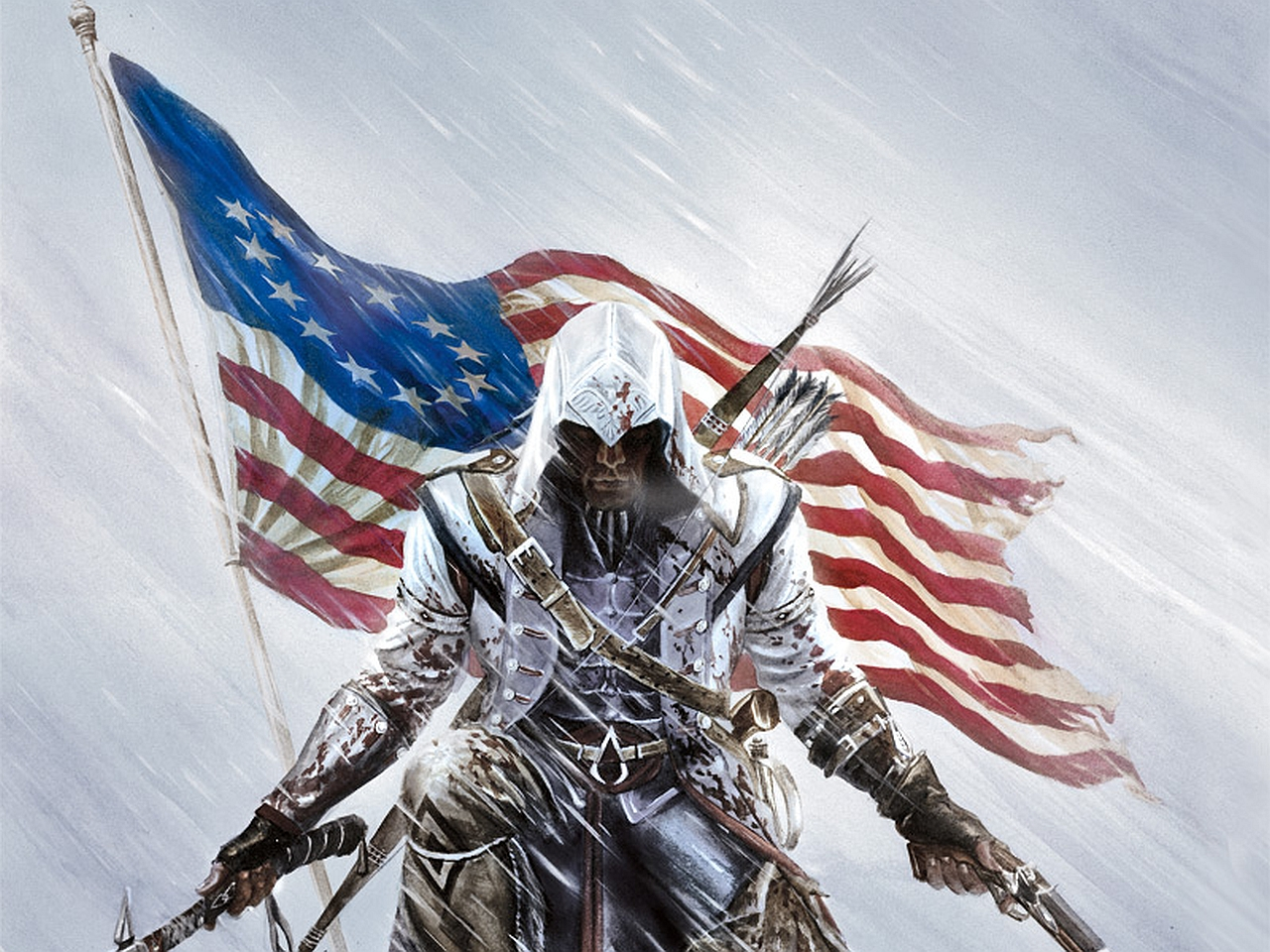 Assassins Creed III Wallpaper 1280x960