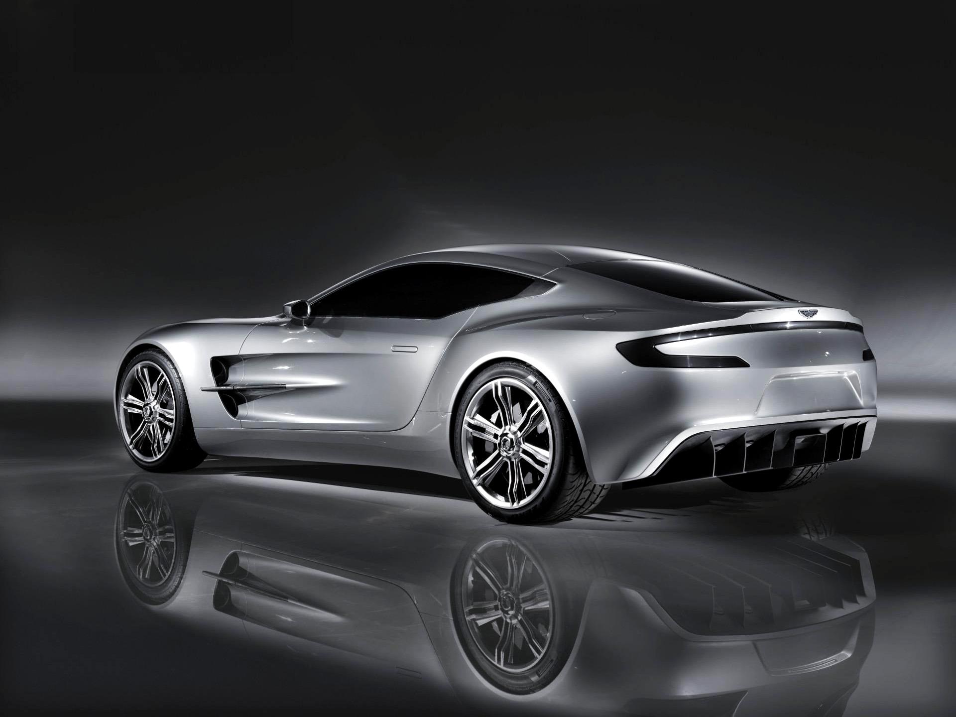 Aston martin one 77 wallpaper