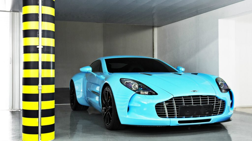 Aston Martin One-77 Full HD Wallpaper