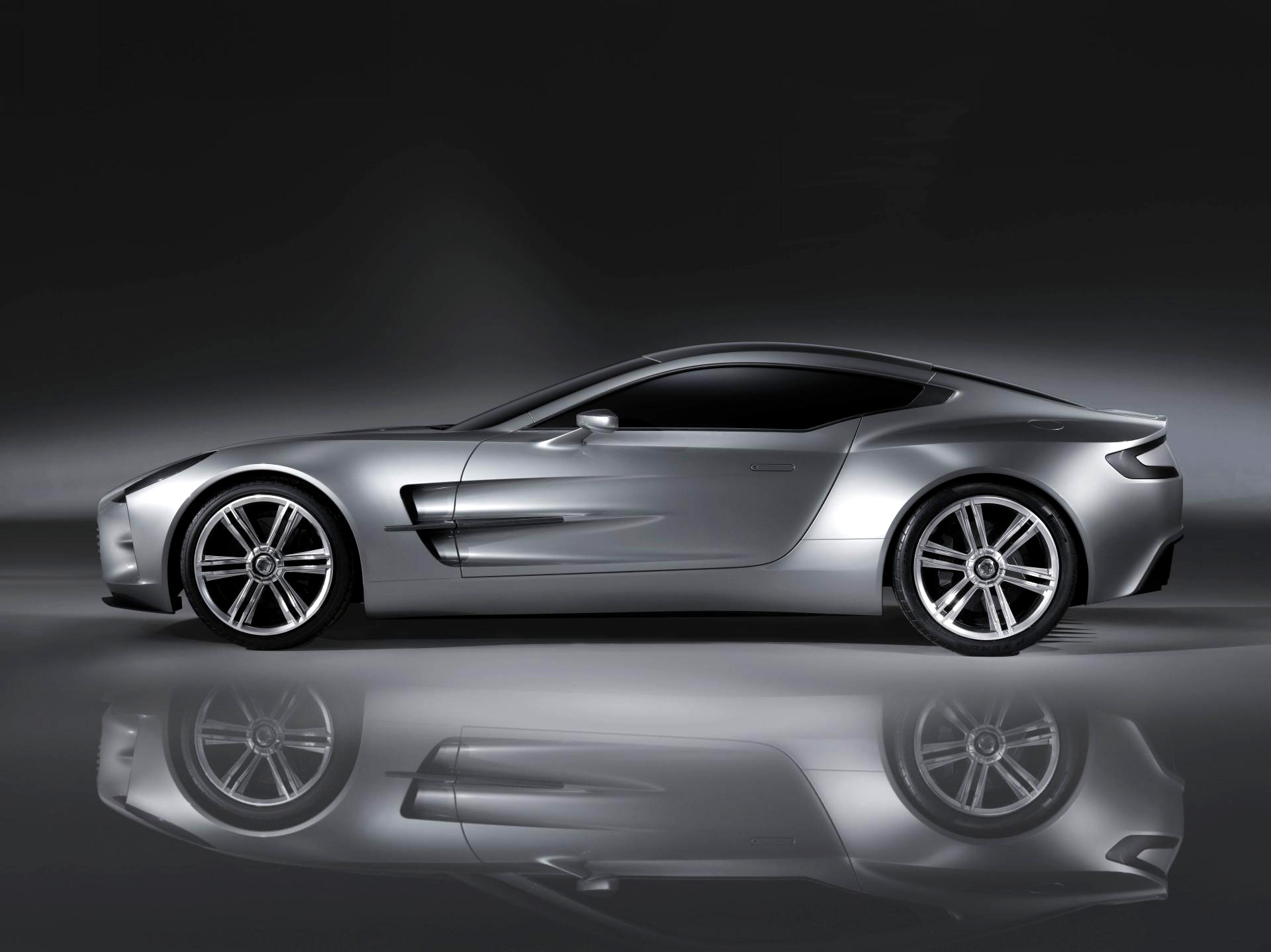 Aston Martin One 77 Wallpapers Pictures Images