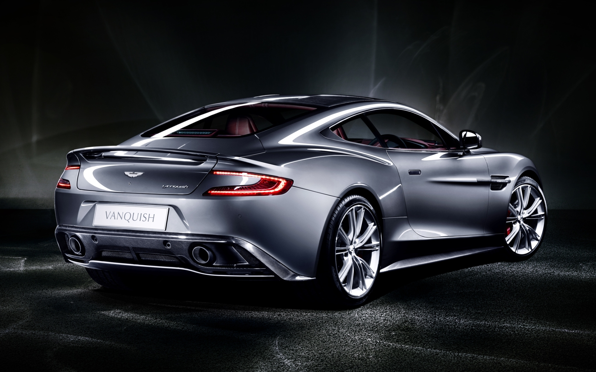 Aston Martin Vanquish Wallpapers, Pictures, Images