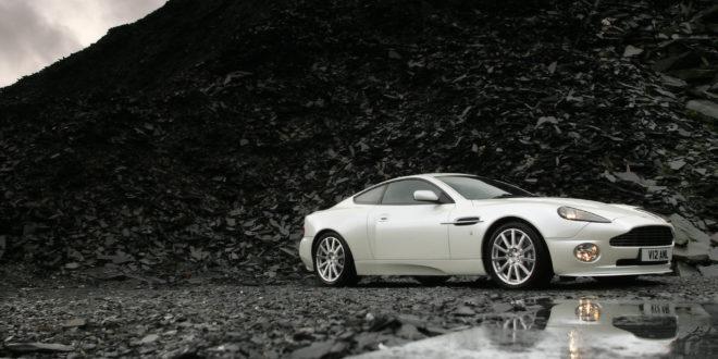 Aston Martin Vanquish Wallpapers