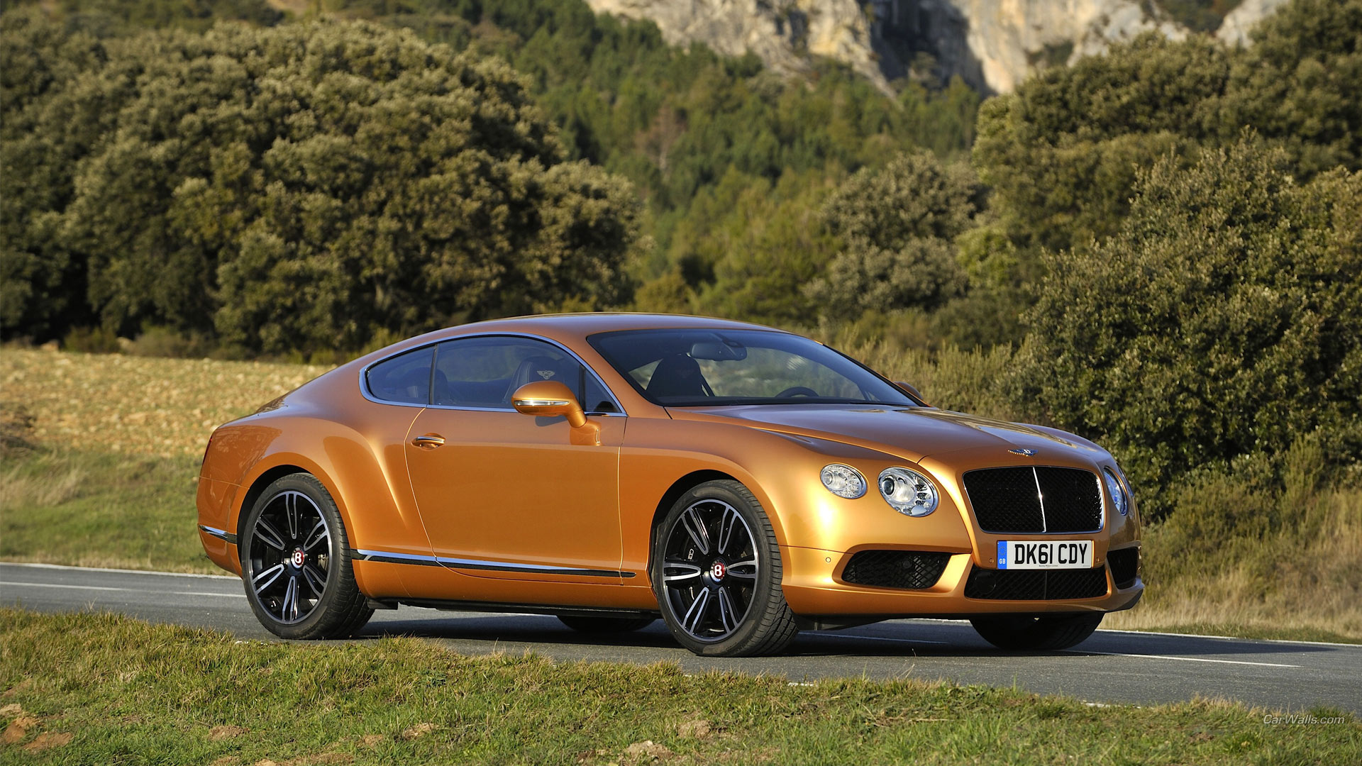 bentley continental gt wallpapers pictures images