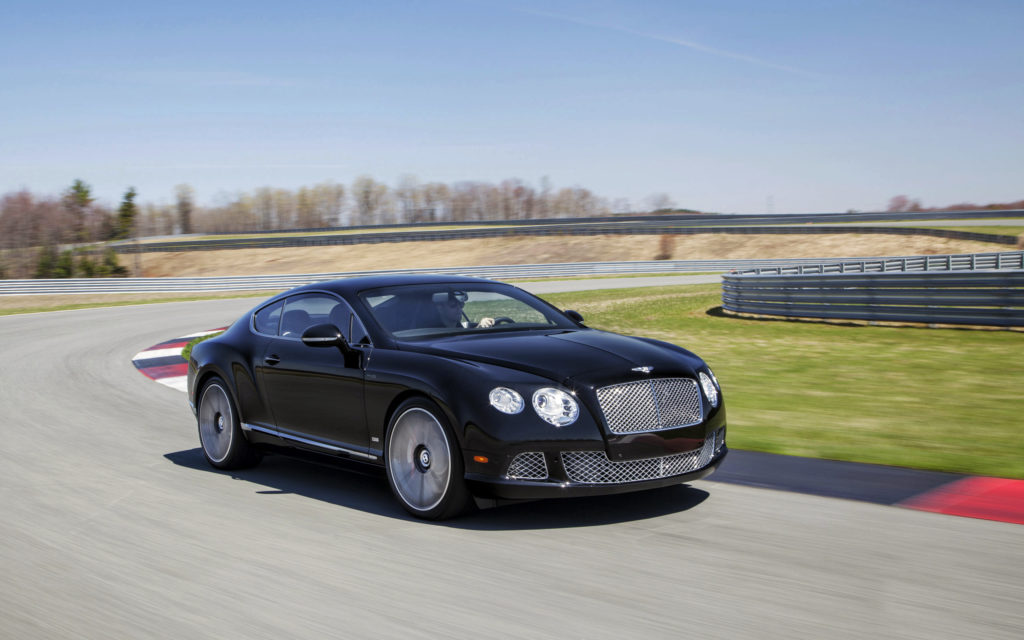 Bentley Continental GT Widescreen Wallpaper