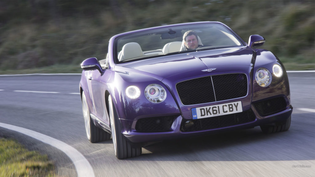 Bentley Continental GT Full HD Wallpaper