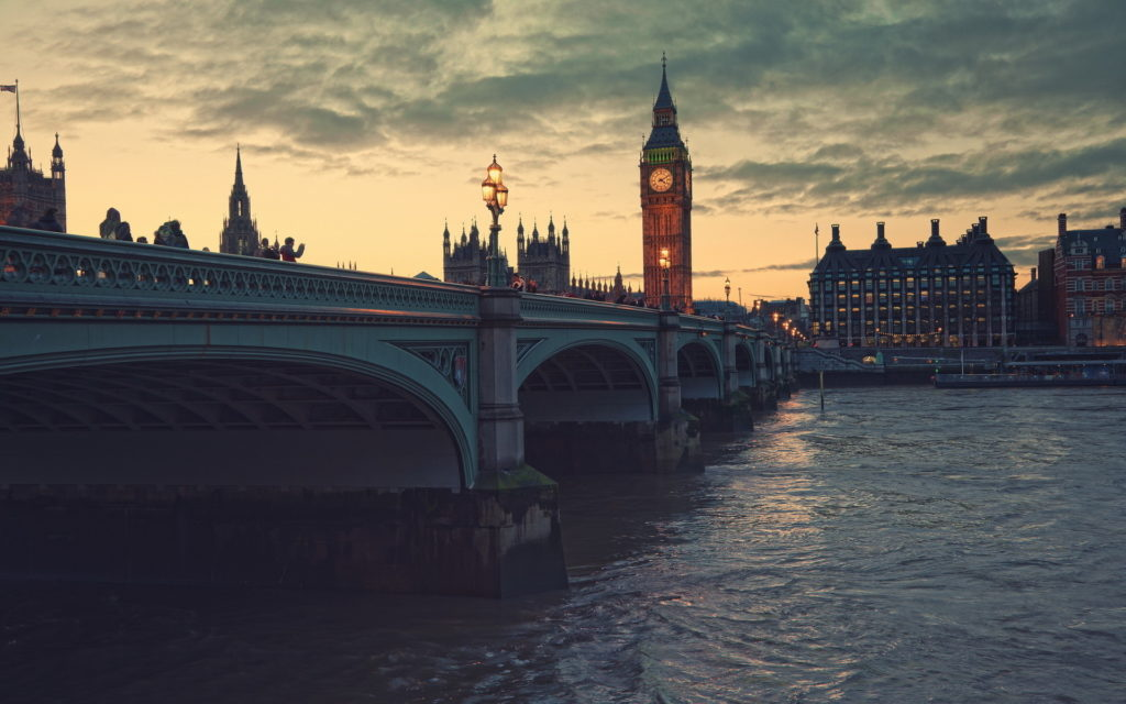 Big Ben Widescreen Wallpaper