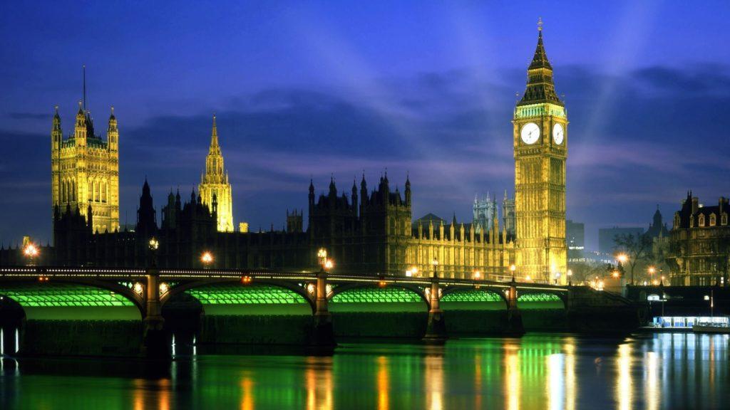 Big Ben Full HD Wallpaper