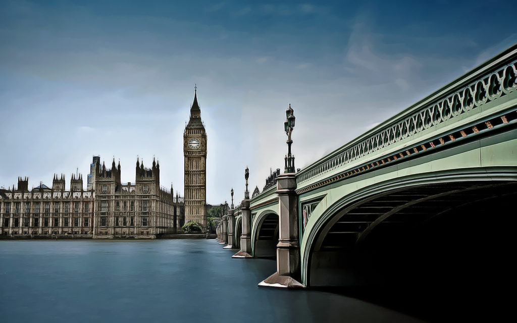 Big Ben Widescreen Wallpaper