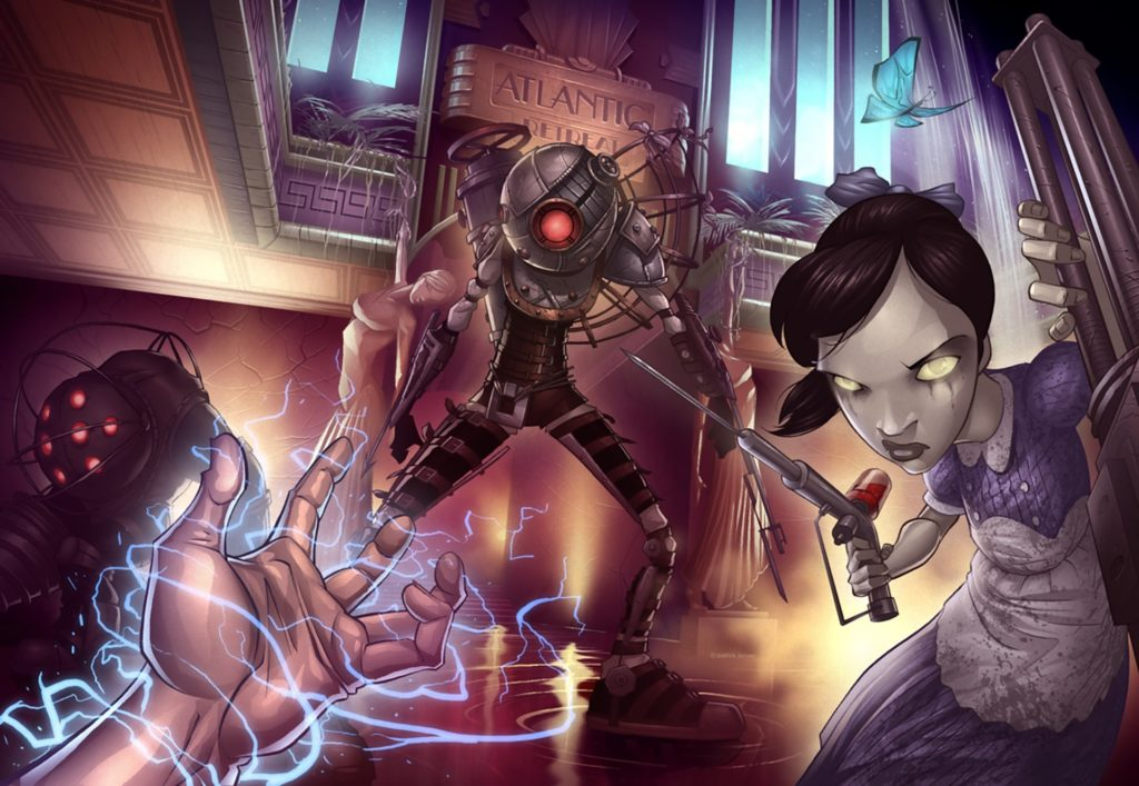 Bioshock 2 Wallpaper 1920x1325