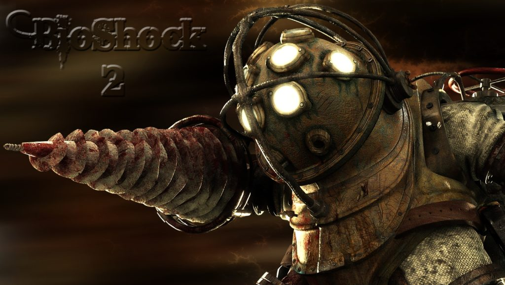 Bioshock 2 Wallpaper 1361x769