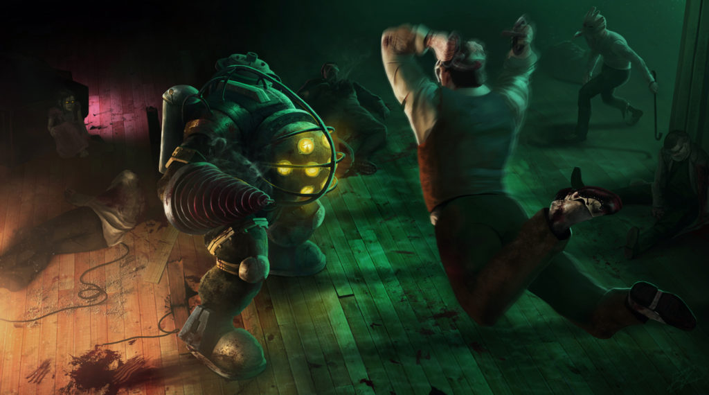 Bioshock 2 Wallpaper 3030x1686