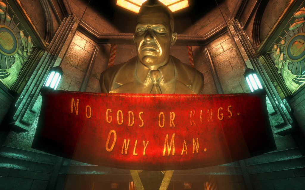 Bioshock 2 Widescreen Wallpaper 1920x1200