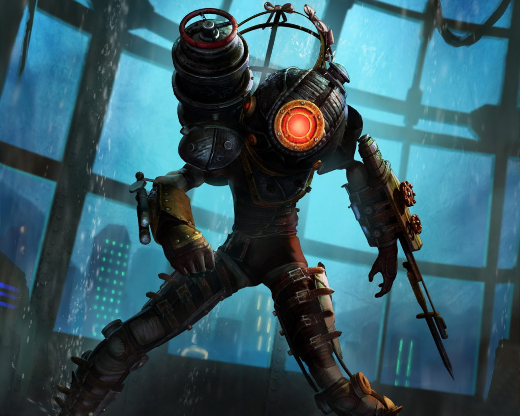 Bioshock 2 Wallpaper 1280x1024