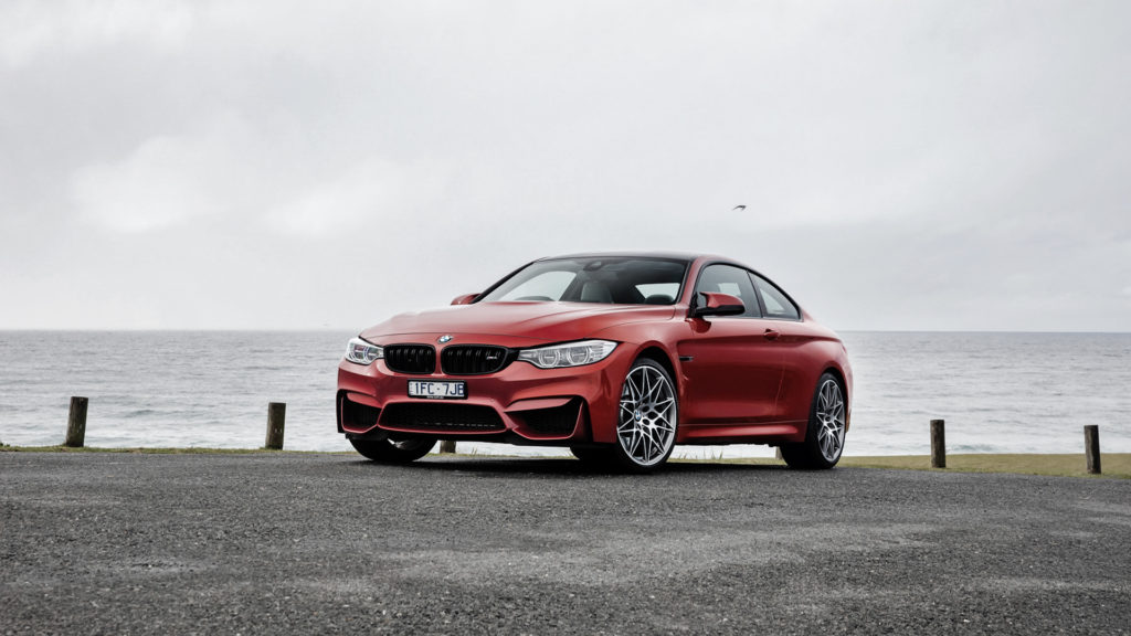 BMW M4 Full HD Wallpaper