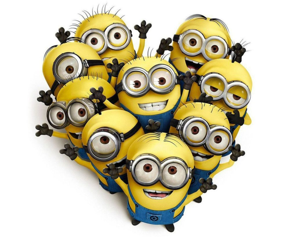 Despicable Me 2 Wallpaper 2560x2048