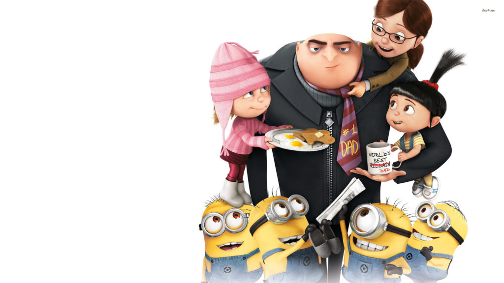 Despicable Me 2 Wallpaper 2560x1440