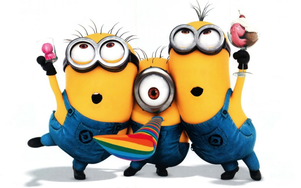 Despicable Me 2 Widescreen Wallpaper 1920x1200