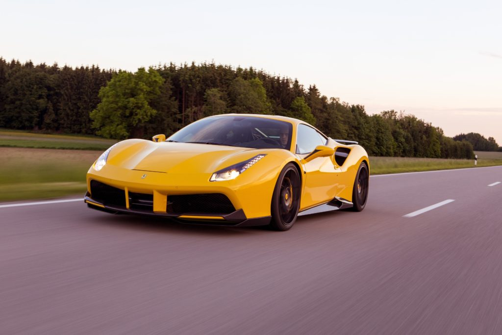 Ferrari 488 Wallpaper