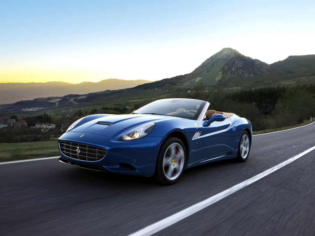 Ferrari California Wallpaper