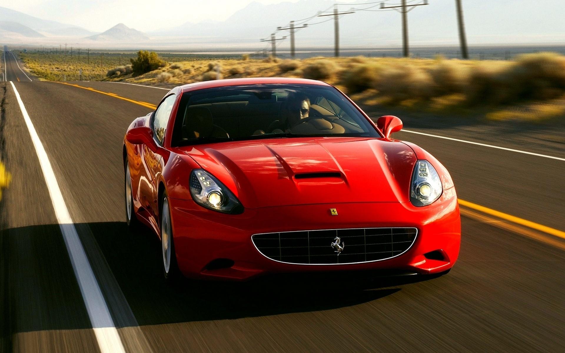 Ferrari California Wallpapers Pictures Images
