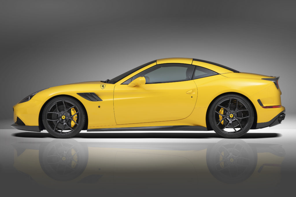 Ferrari California T Wallpaper 4096x2730