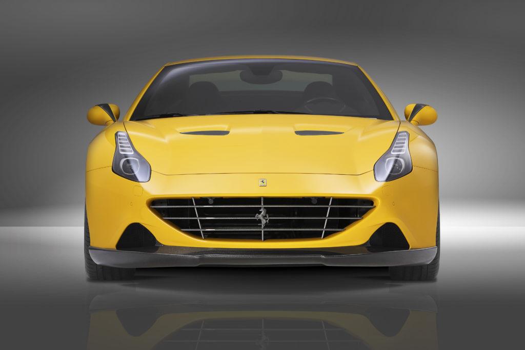 Ferrari California T Wallpaper 4096x2730