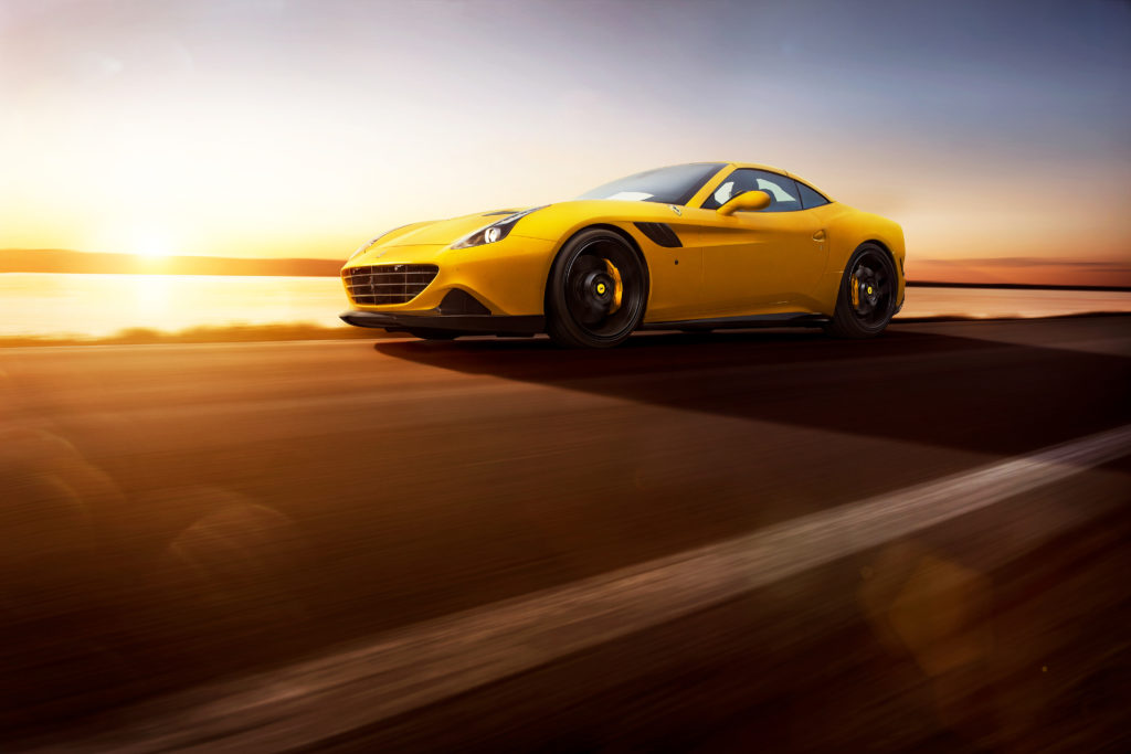 Ferrari California T Wallpaper 4096x2731