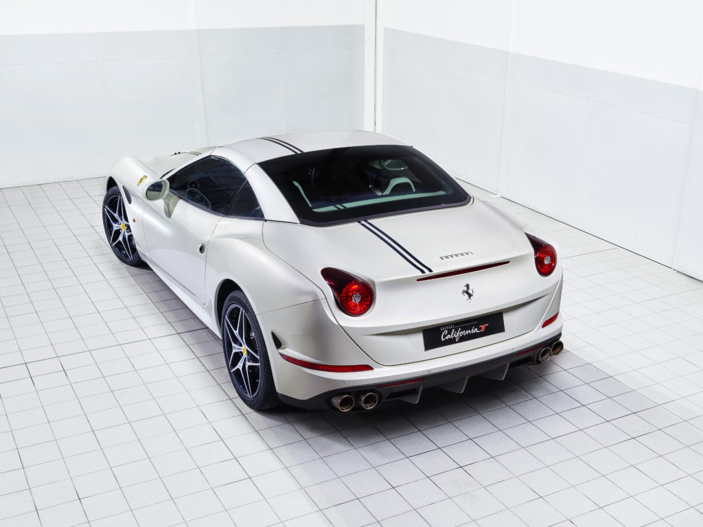Ferrari California T Wallpaper 4096x3071