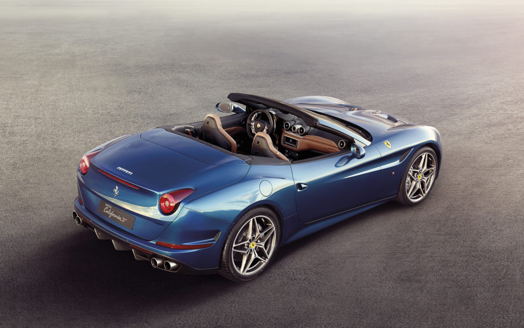 Ferrari California T Widescreen Wallpaper 2560x1600