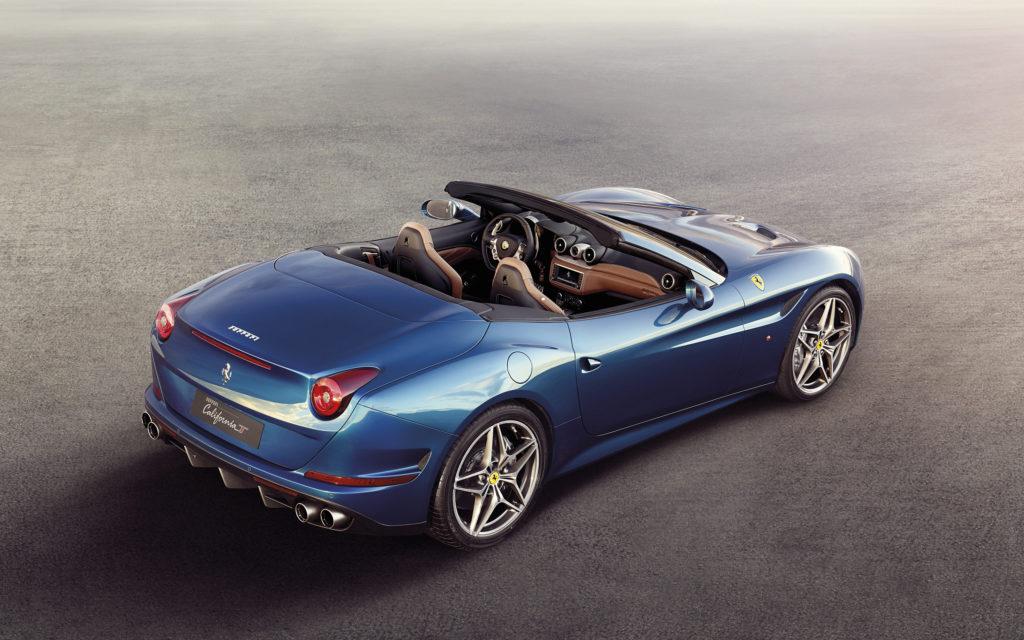 Ferrari California T Widescreen Wallpaper 2560x1600