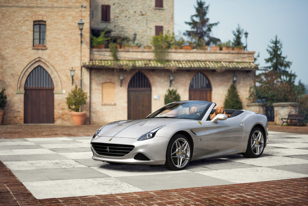 Ferrari California T Wallpaper 3543x2365