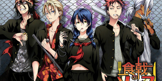 Food Wars: Shokugeki No Soma Wallpapers