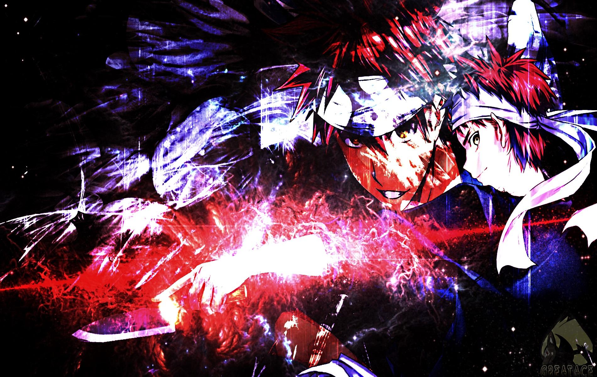 Download 840 Wallpaper Hd Anime Shokugeki No Souma HD Gratid