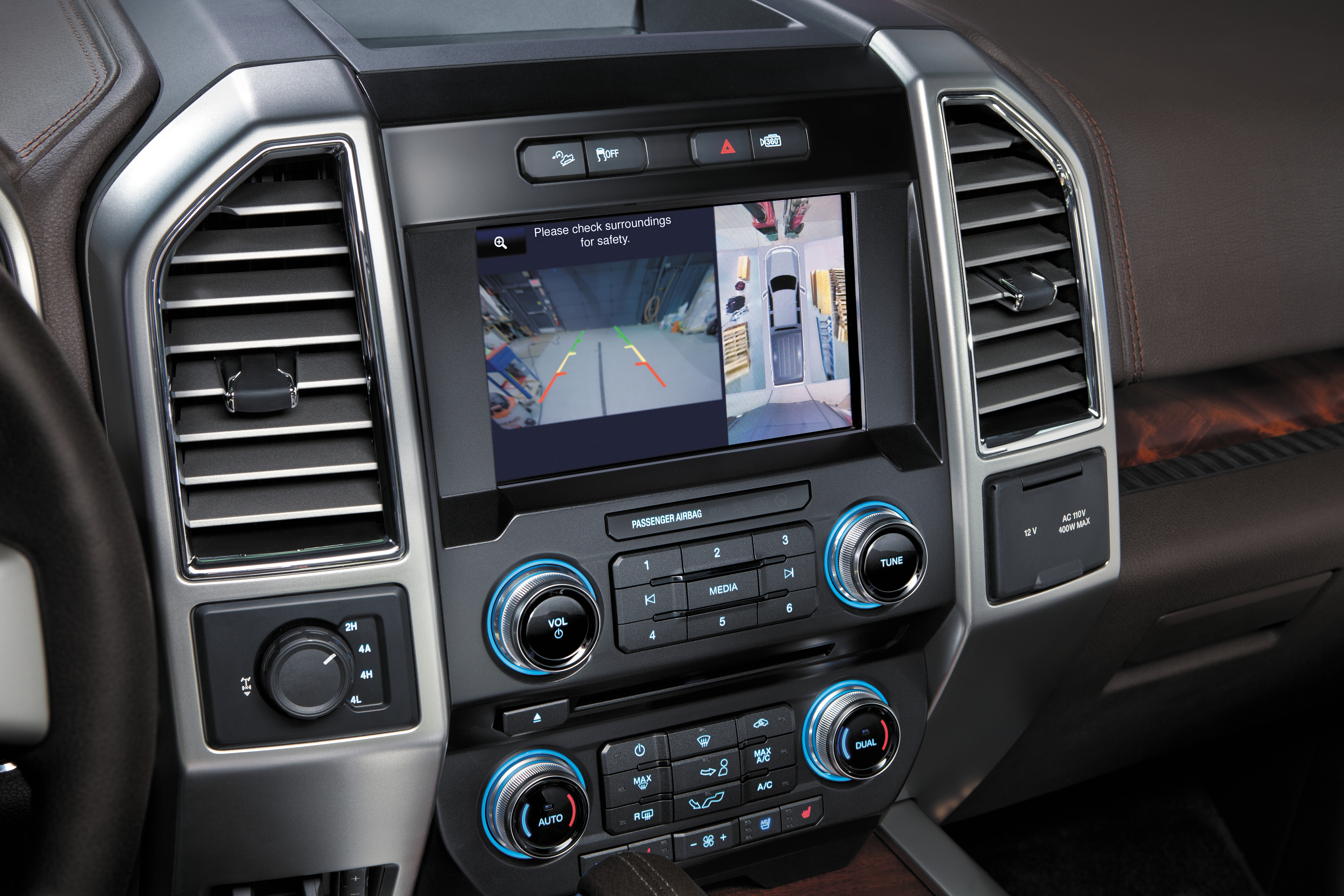 Ford F 150 Wallpapers Pictures Images 2015 Navigation Radio Wallpaper 5650x3767