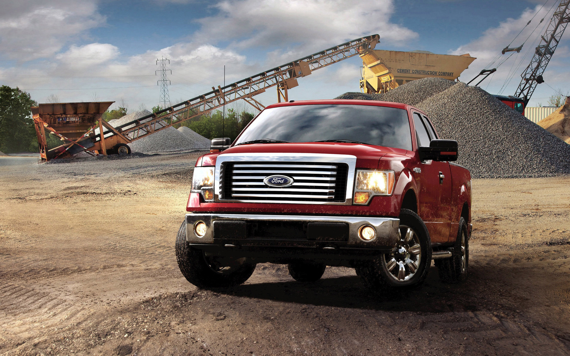 Ford F 150 Wallpapers Pictures Images