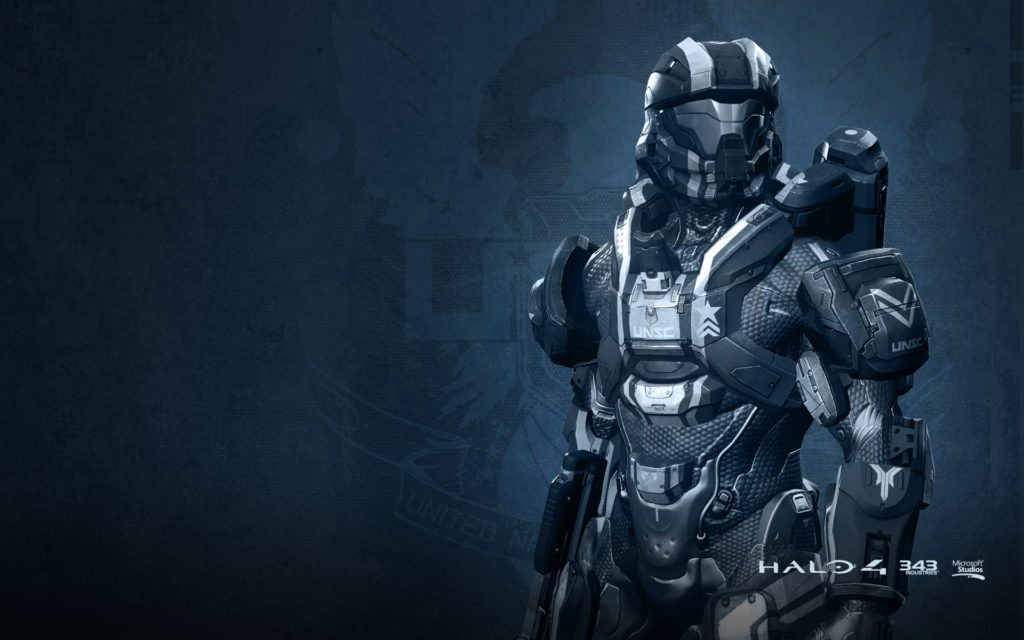 Halo 4 Widescreen Wallpaper