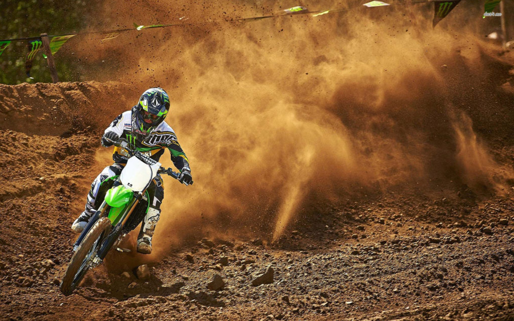 Kawasaki Widescreen Wallpaper